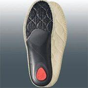 Экстратеплая каркасная стелька для закрытой демисезонной и зимней обуви