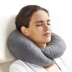 Ортопедическая подушка-воротник для шеи