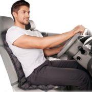 Ортопедический матрас на автомобильное сиденье