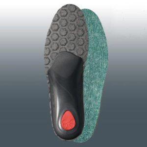 Теплая каркасная стелька для закрытой демисезонной и зимней обуви