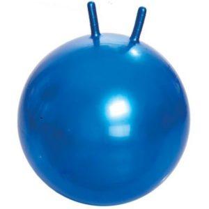 Мяч-фитбол детский с рожками