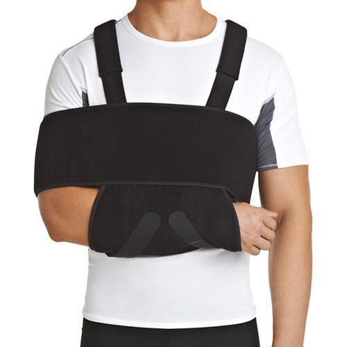Купить бандаж на плечевой сустав косыночный новое в эндопротезировании тазобедренного сустава
