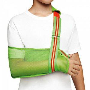 Бандаж на плечевой сустав (косыночный), детский