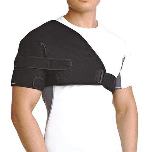 Бандаж на плечевой сустав, ограничивающий отведение