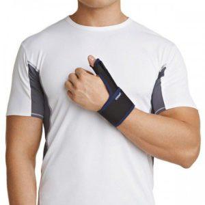 Бандаж на лучезапястный сустав с поддержкой I пальца