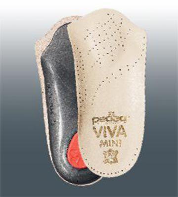 Ортопедическая каркасная полустелька для закрытой обуви