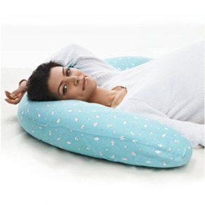 Многофункциональная подушка для беременных, кормящих мам и малышей
