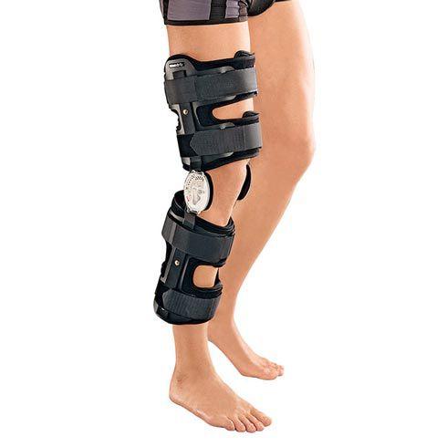 Ортез на коленный сустав, послеоперационный