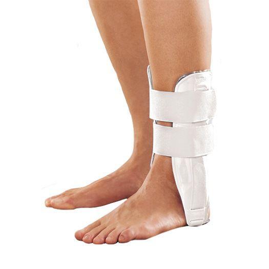 Ортез на голеностопный сустав с гелевыми подушками