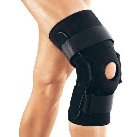 Ортез на коленный сустав, с полицентрическими шарнирами
