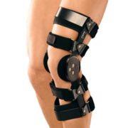 Ортез на коленный сустав, жесткий
