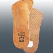 Женские ортопедические полустельки для всех типов обуви с каблуком до 4 см