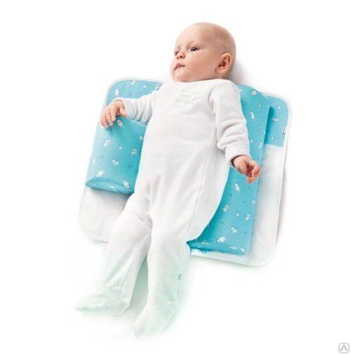 Ортопедическая подушка-конструктор для младенцев