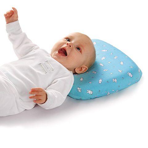 Ортопедическая подушка под голову для детей от 5 до 18 месяцев