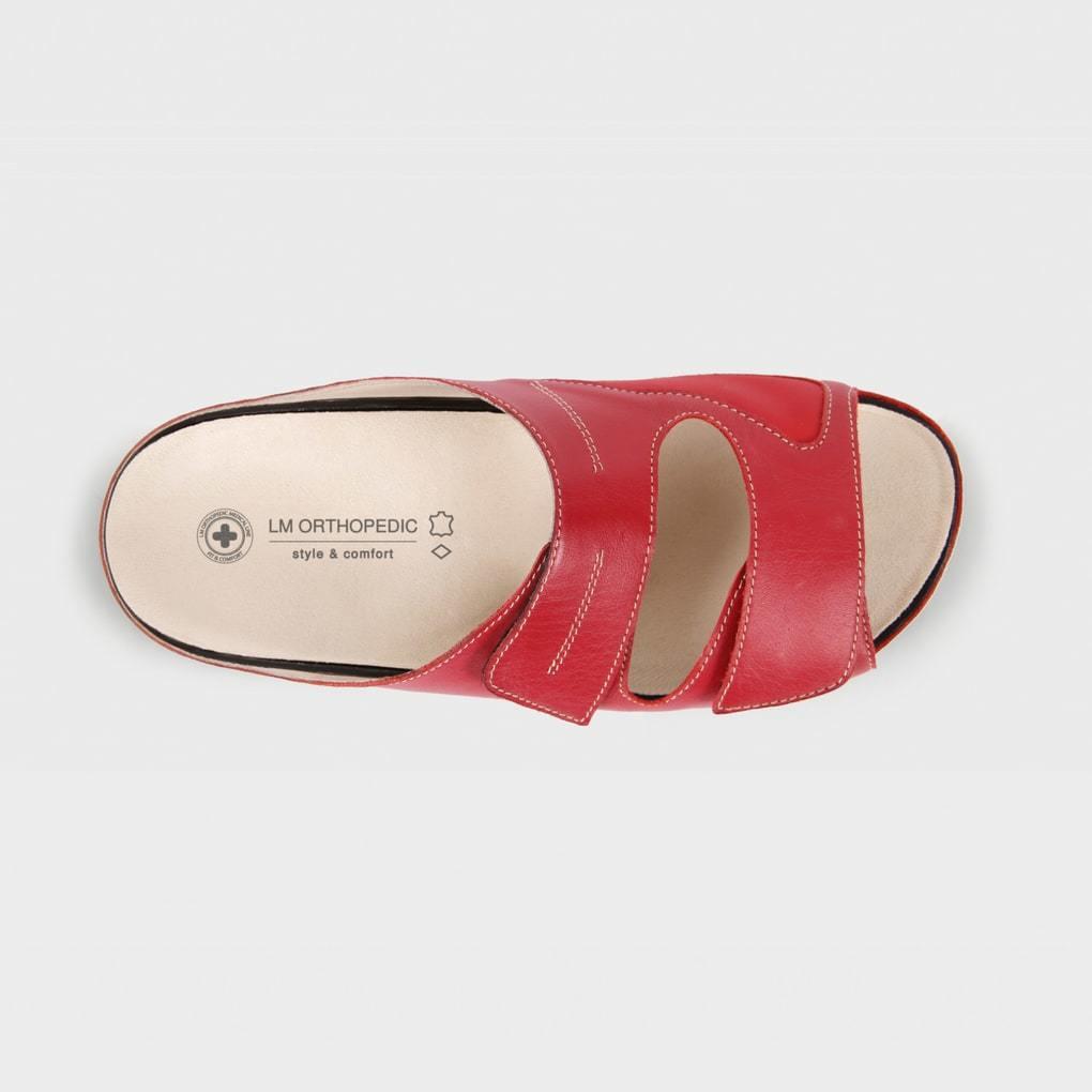 Обувь ортопедическая малосложная LM ORTHOPEDIC, женская LM-501.017