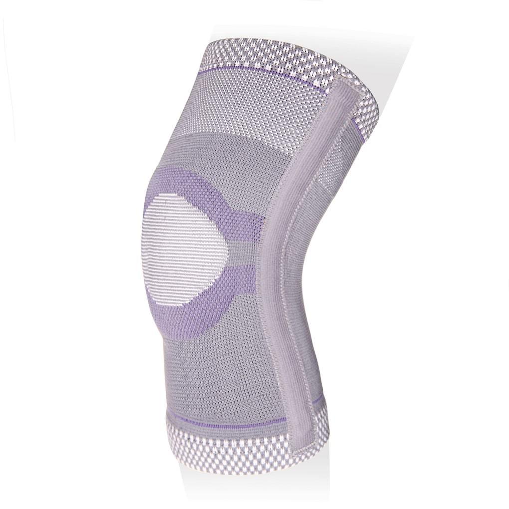 Бандаж на коленный сустав эластичный KS-E03