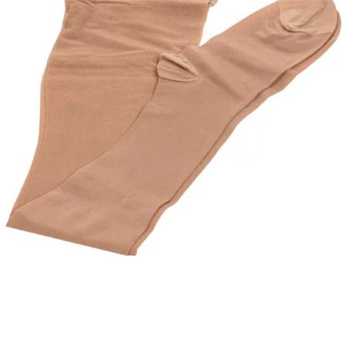 Чулки компрессионные Ergoforma UP унисекс 2 класскомпрессии с закрытым носком, телесные EU 224