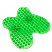 Коврик-массажный-рефлексологический-для-ног-«РЕЛАКС-МИ»-зеленый